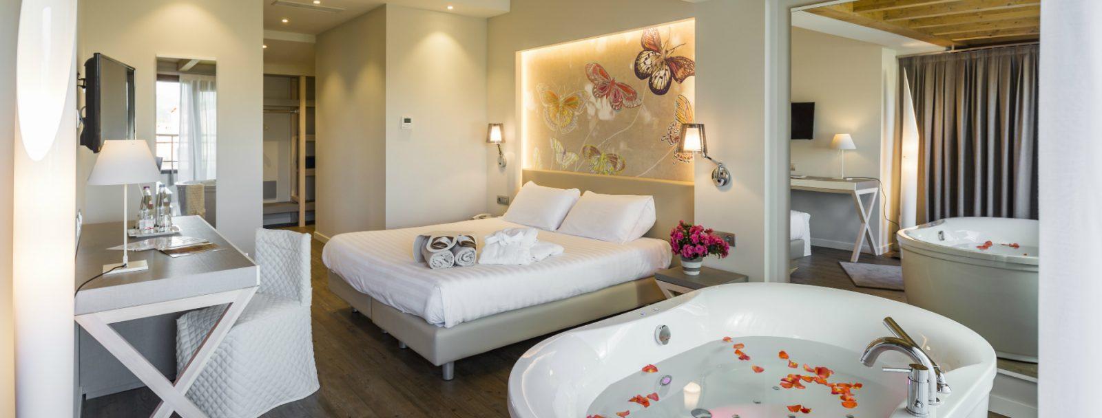 HOTEL CON IDROMASSAGGIO IN CAMERA - Hotel & SPA Miramonti