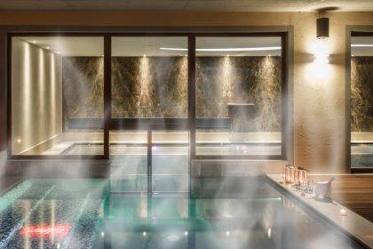 Hotel Resort & SPa Miramonti - piscina invernale